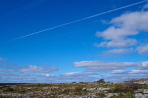 Jets over The Burren