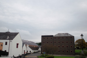 Old Bushmills Distillery