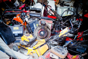 Lawnmower Graveyard