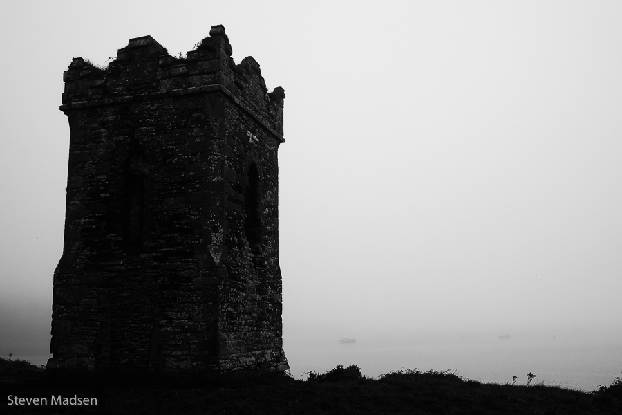 Minard Castle - Dingle