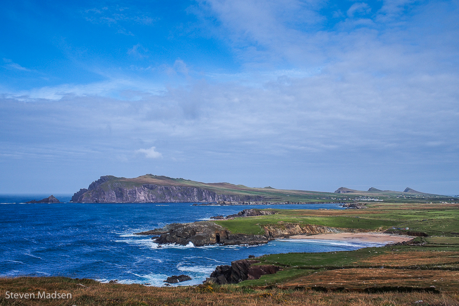 Dingle Peninsular near Ballyferriter