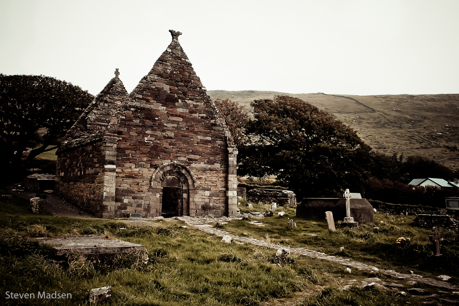 Ruined church of Kilmalkedar