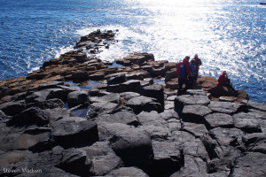 Staffa Island - The Other End?