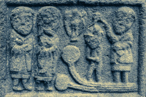 Celtic Cross Relief