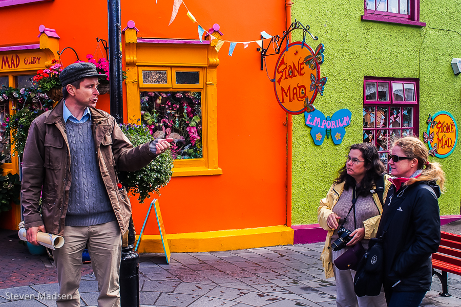 Kinsale Walking Tour